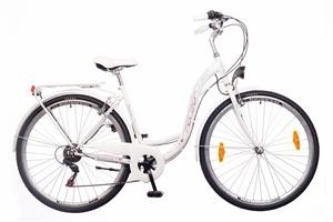 NEuzer ravenna 6 női városi kerékpár