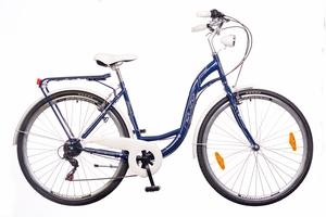 Neuzer ravenna 6 plusz női városi kerékpár