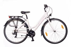Női treking kerékpár