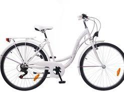 City női kerékpár