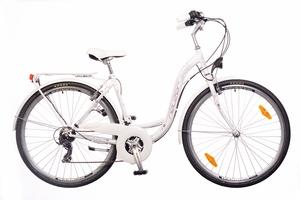 Neuzer ravenna 30 női kerékpár fehér